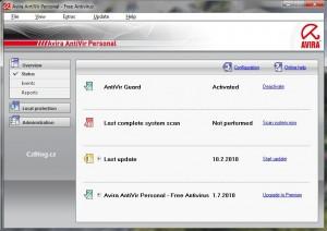 Antivirový program ke stažení zdarma