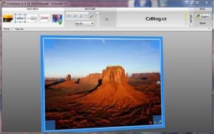 FotoWall program na úpravu fotek a obrázků ke stažení zdarma