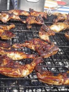 Kuřecí maso - grilování recepty