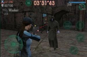 Resident Evil Mercenaries mobile