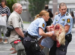 Terorismus v Norsku