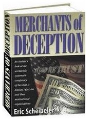 Kniha Merchants Of Deception-krutá realita amway byznysu