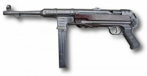 Samopal MP40