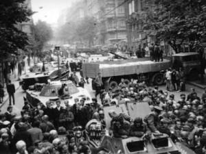 okupace Československa vojsky Varšavské smlouvy