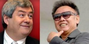 Vojtěch Filip & Kim Čong-il