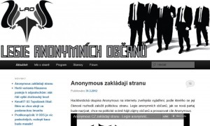 Legie anonymních občanů