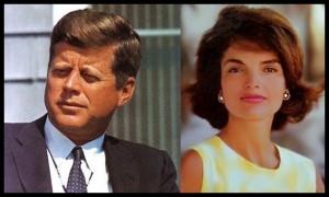 John Fitzgerald Kennedy a Jacqueline Kennedy