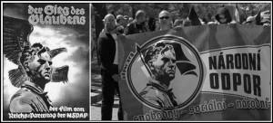 DSSS, Tomáš Vandas, nacionální socialismus, nacismus, Národní odpor