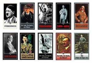 Hitler na etiketách vína