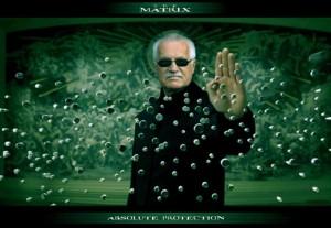 Václav klaus alias Matrix