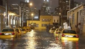 Hurikán Sandy v USA