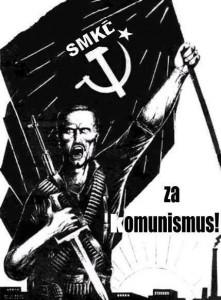 Se zbraní v ruce za komunismus