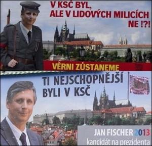 Jan Fischer - komunistický zločinec