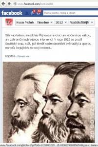 KSČM Lenin