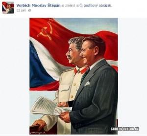 Komunista Miroslav Štěpán