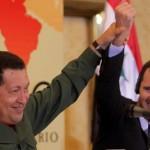Chávez a Asad