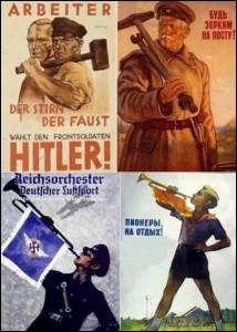 Neuvěřitelná podoba nacismu a komunismu