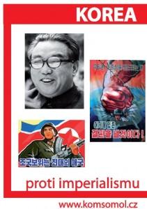 Korea proti imperialismu