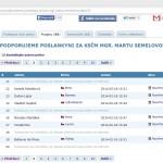 Petice Semelová