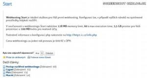 webhosting IC
