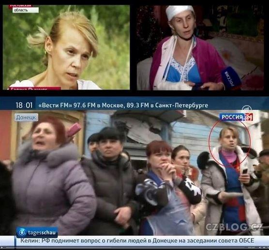 Prolhaná ruská propaganda
