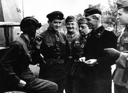 Wermacht a Rudá armáda