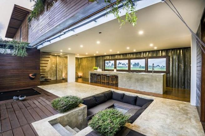 Dům na Bali