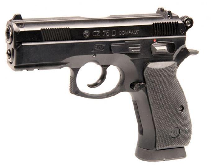 Vzduchová pistole CZ-75 D Compact