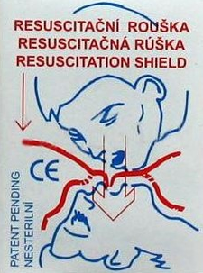 Resuscitační rouška